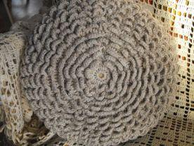 crochet pillow 2